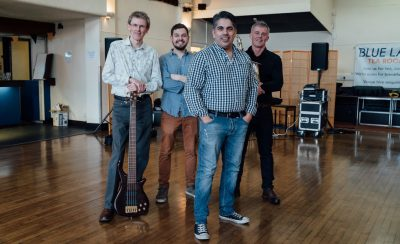 <b>The Damiain Lodrick Band: Jazz City</b> at the New Theatre Royal Portsmouth