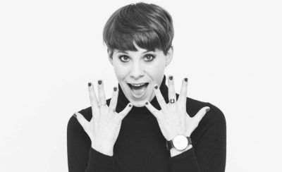 <b>Suzi Ruffell</b> Dance Like Everyone's Watching at the New Theatre Royal Portsmouth