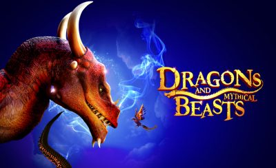 Dragons & Mythical Beasts at the New Theatre Royal Portsmouth