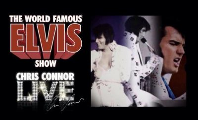 The World Famous Elvis Show 2021 at the New Theatre Royal Portsmouth