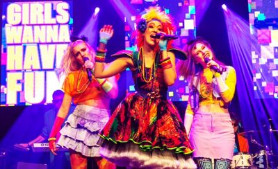 80's Live! at the New Theatre Royal Portsmouth