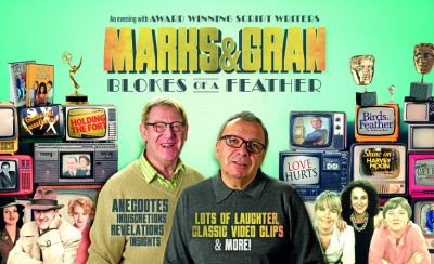 Blokes of a Feather at the New Theatre Royal Portsmouth