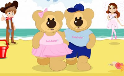 Babyballet: Twinkle and Teddy's Big Day Out at the New Theatre Royal Portsmouth