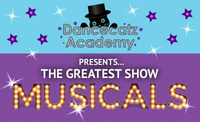 Dancecatz Academy: The Greatest Show – Musicals at the New Theatre Royal Portsmouth