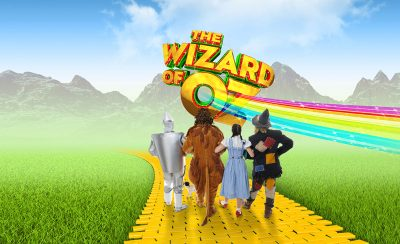 The Wizard of Oz at the New Theatre Royal Portsmouth