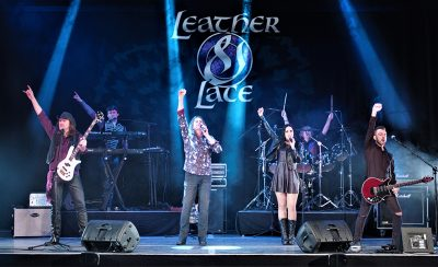 Leather and Lace – The Rock Anthems and Power Ballads Show at the New Theatre Royal Portsmouth