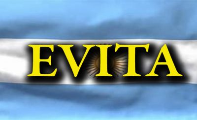 Evita at the New Theatre Royal Portsmouth