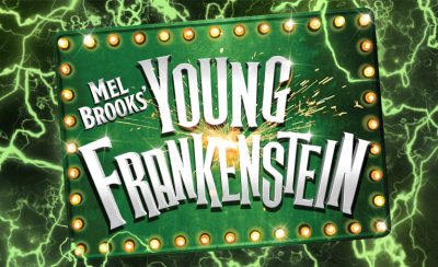 Young Frankenstein at the New Theatre Royal Portsmouth