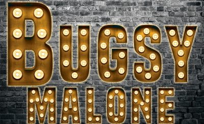 Bugsy Malone at the New Theatre Royal Portsmouth