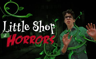 Little Shop of Horrors at the New Theatre Royal Portsmouth