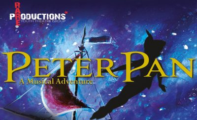 Peter Pan Auditions – Rare Productions at the New Theatre Royal Portsmouth