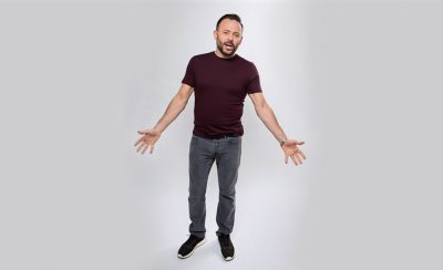 Geoff Norcott – I Blame The Parents at the New Theatre Royal Portsmouth